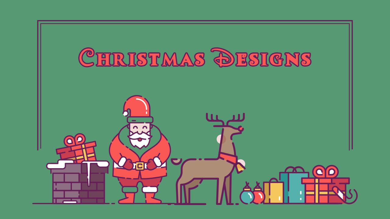 最全面的圣诞素材都在这